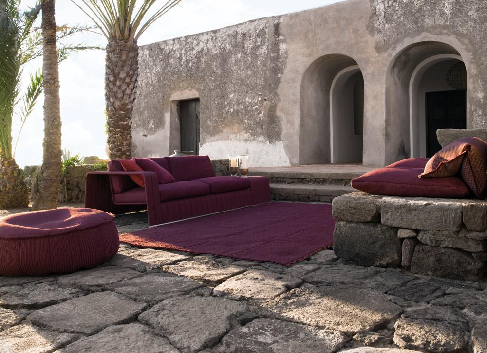 Mansouri Living: Paola Lenti - Outdoor Furniture as Art