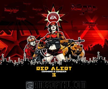 Download Command & Conquer: Red Alert 3 Full Version RIP