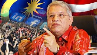 Ku Nan bimbang rakyat Malaysia mudah percaya fitnah