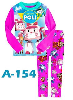 pyjamas robocar poli