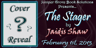 The Stager by Jaidis Shaw Cover Reveal
