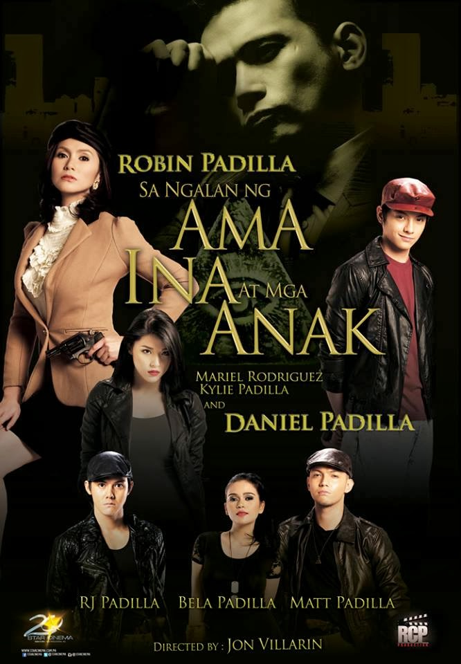 Sa Ngalan Ng Ama, Ina, at mga Anak Poster and Trailer