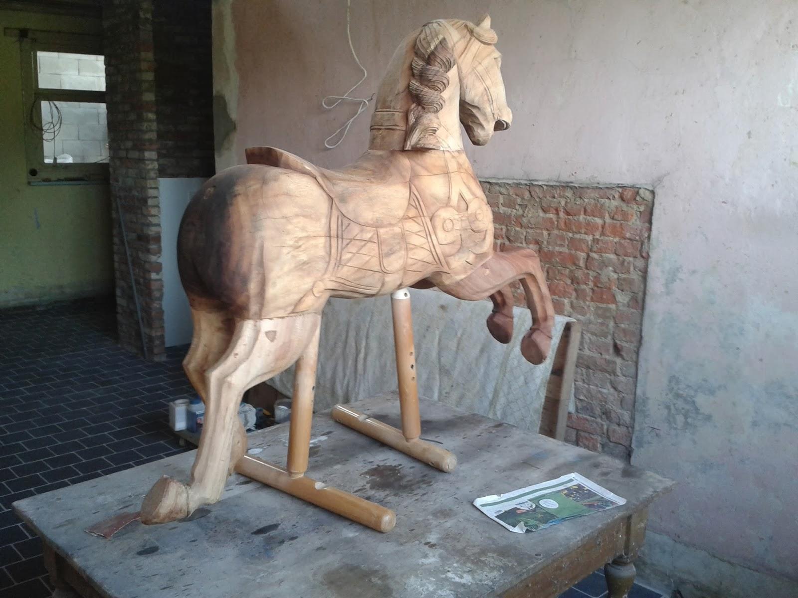 Very  u0026quot;Nys u0026quot; WoodWorks  Houten paarden