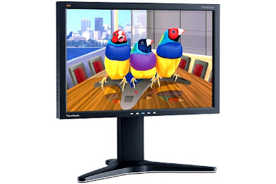 ViewSonic VP2655wb Widescreen Professional Grade LCD IPS Monitor Fornt