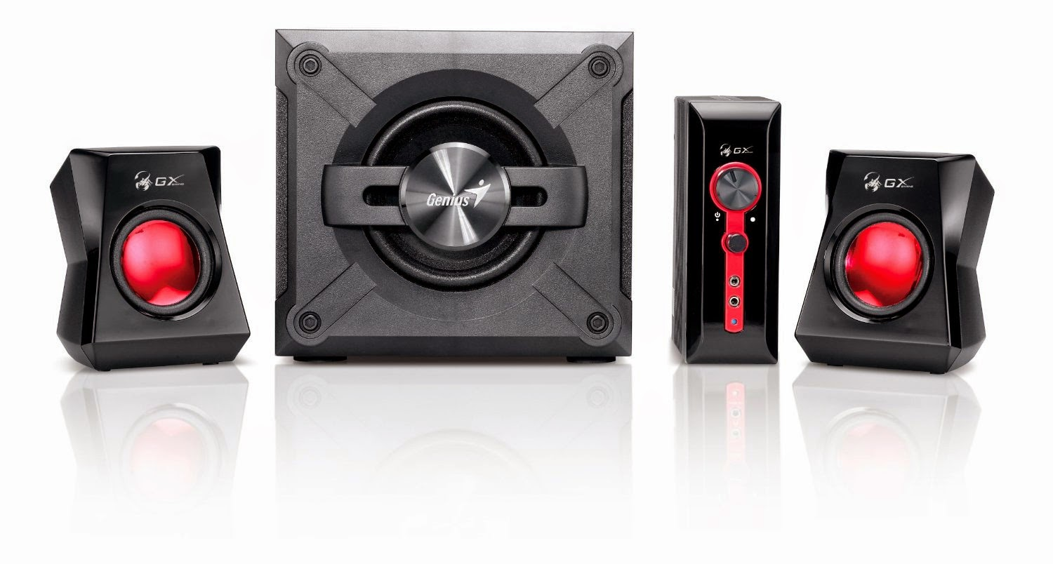 Buy Genius SW-G2.1 1250 2.1 Speaker System for Rs.2709 at Amazon