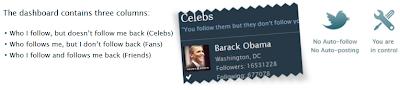 tweepdash columns