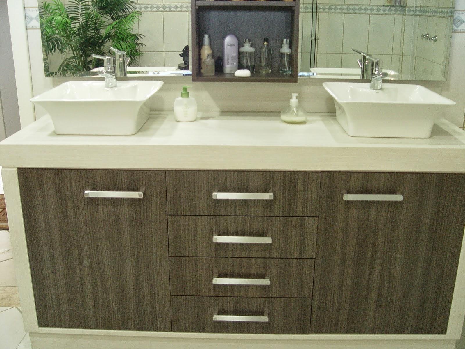 Mc Moveis Planejados em MDF Modelos Balcão de Banheiro -> Banheiro Planejado Em Mdf