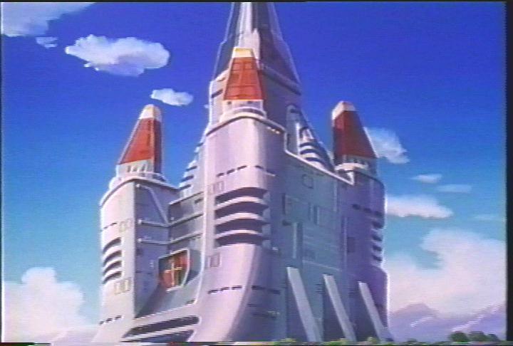 Istana Kerajaan Cinta Allah SWT