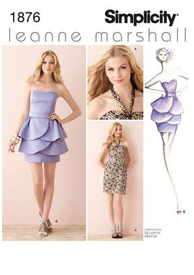 Idle fancy hello lover spring 2012 simplicity patterns