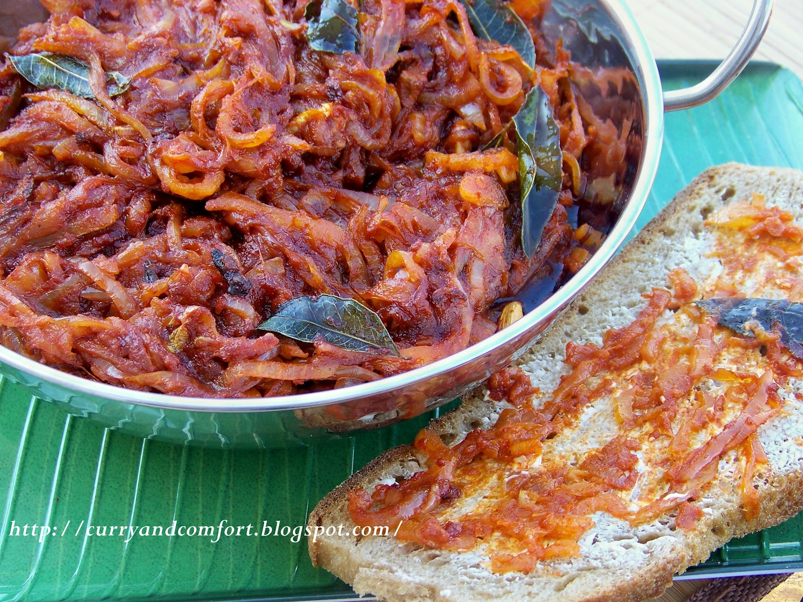 Kitchen simmer deviled onion sambal sri lankan spicy forumfinder Choice Image