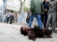 Foto Kekejaman Israel