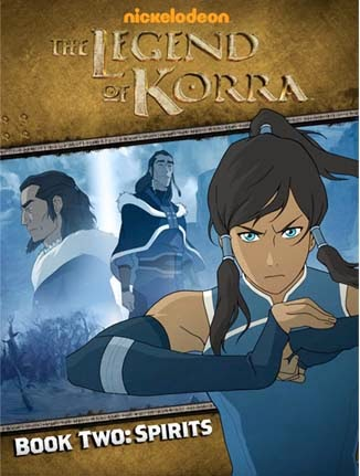 Avatar The Legend of Korra Book 2 (Spirits) Subtitle Indonesia