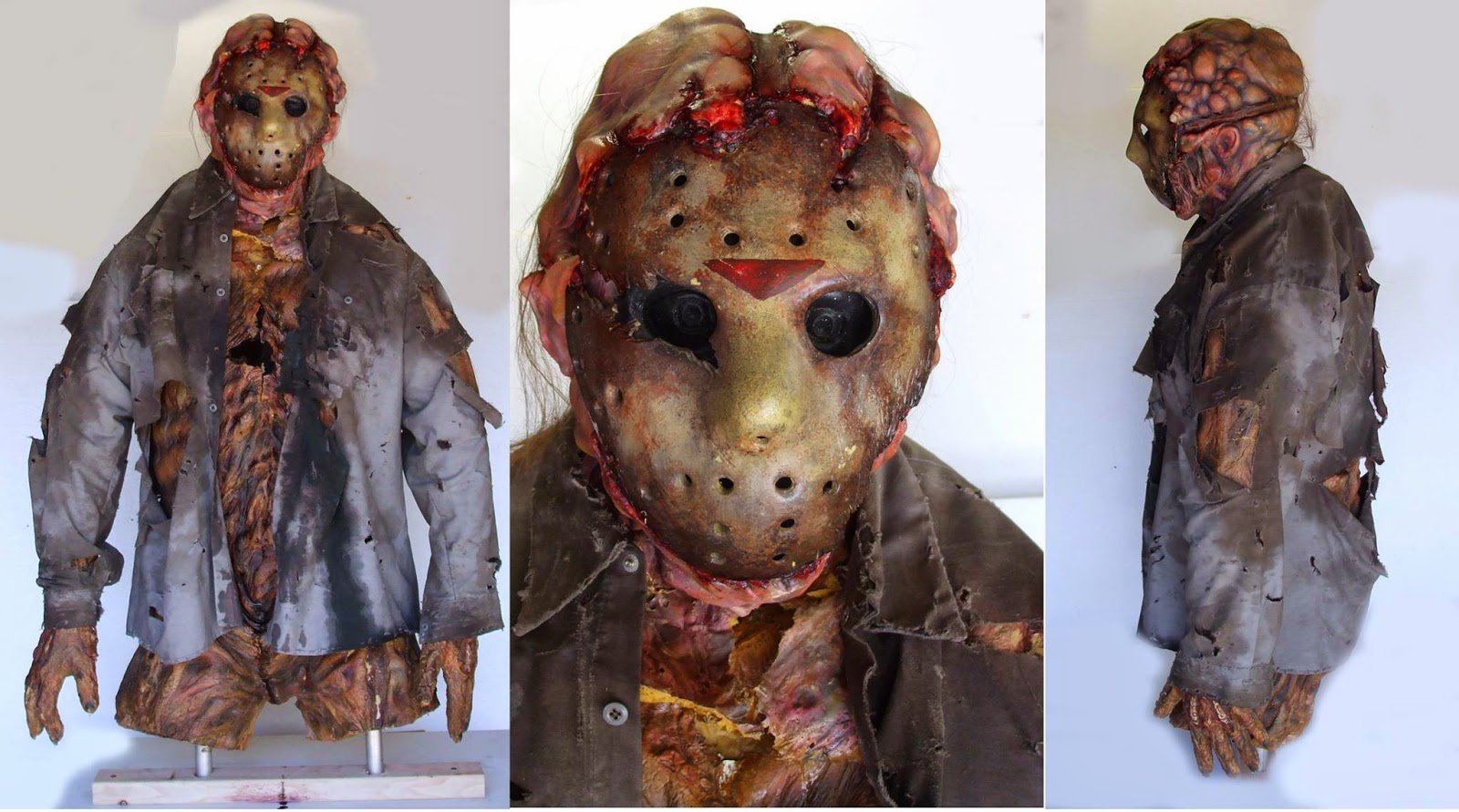 Jason Unmasked Jason Goes Hell Props Jason Goes to Hell