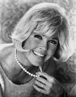 Doris day in pearls.