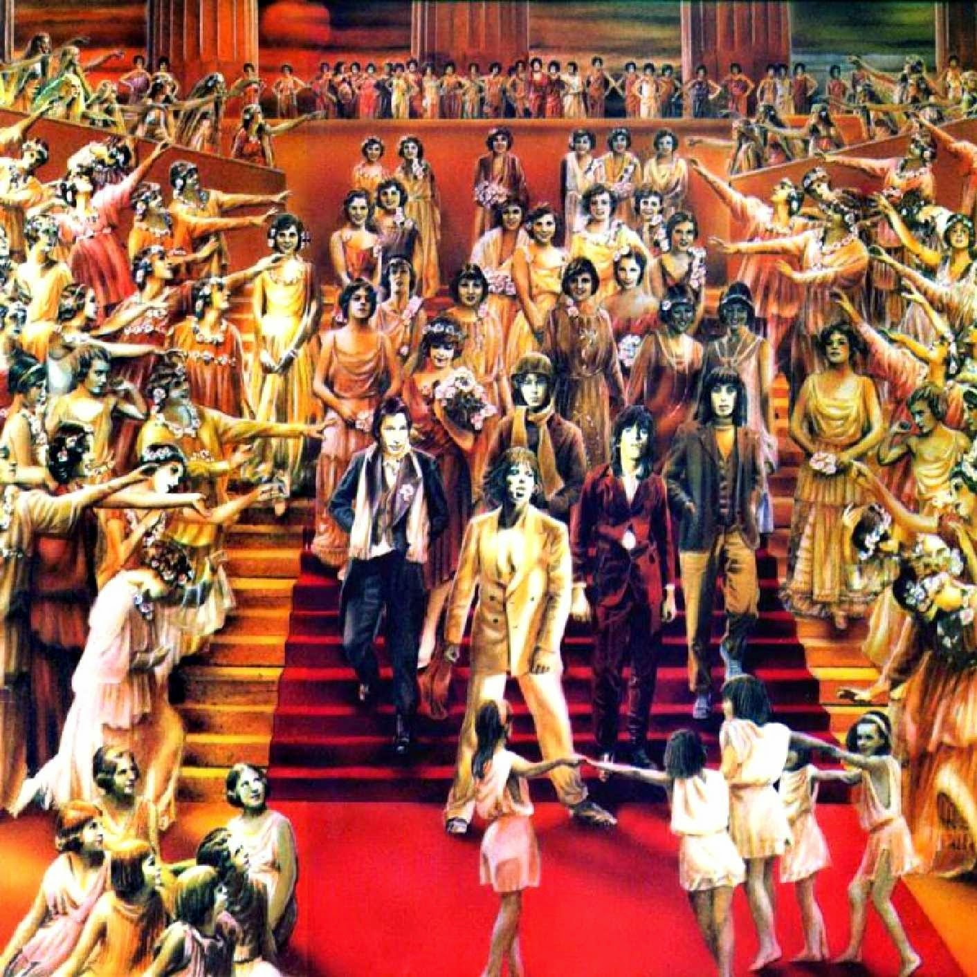 The Rolling Stones - It's only rock 'n' roll (1974)  - a