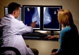 breast cancer diagnosis using mammogram
