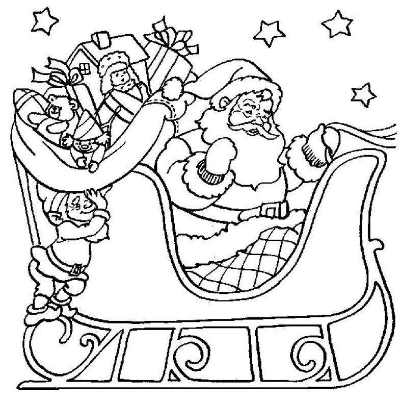 dibujos personajes navidenos: