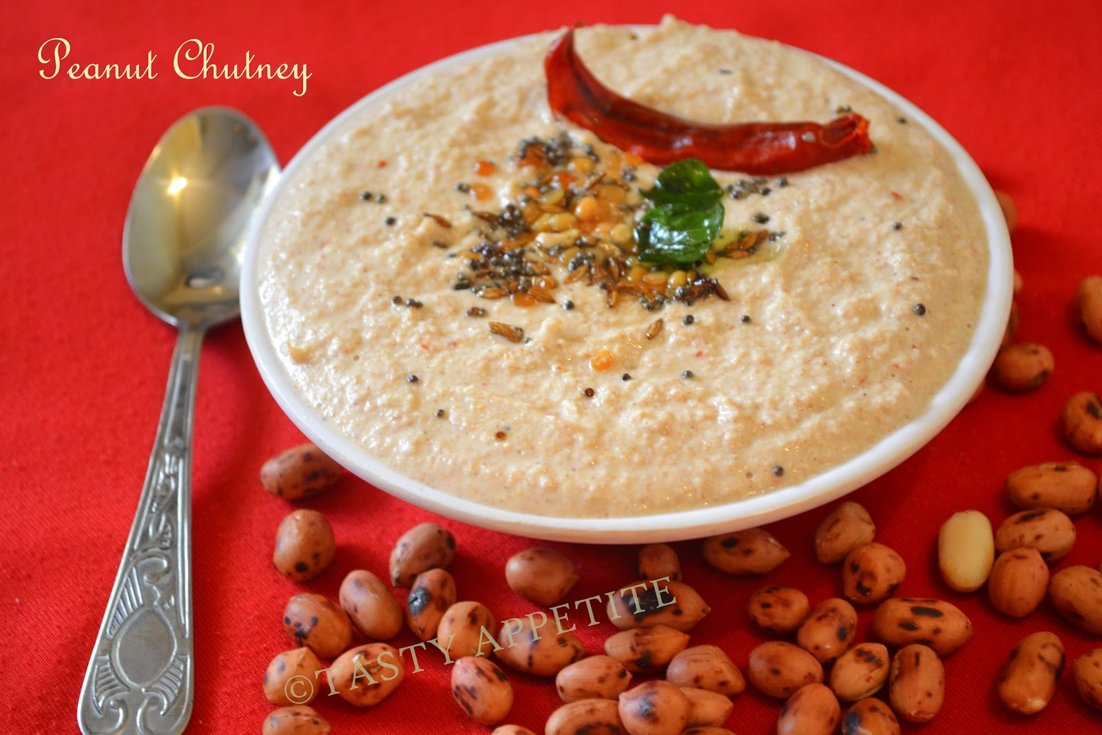 recipe: how to make peanut chutney in hindi [13]