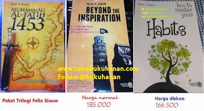 Buku : Paket Trilogi Felix Siauw