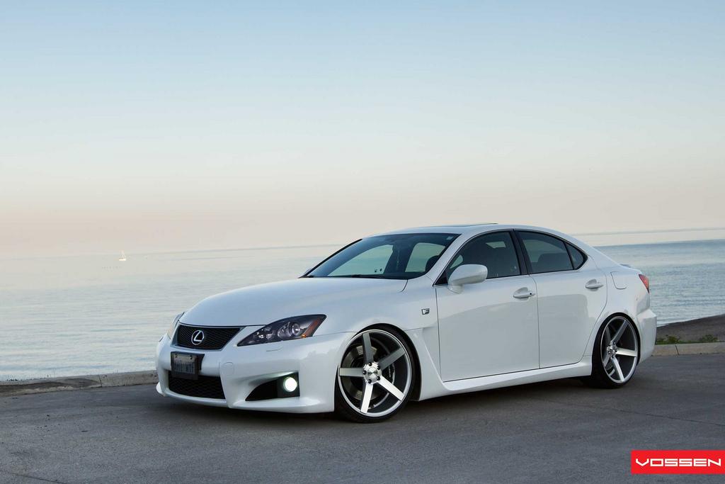 Lexus IS-F, V8 UR