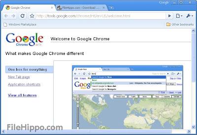 Google Chrome 29.0.1521.3 Dev Terbaru 2013