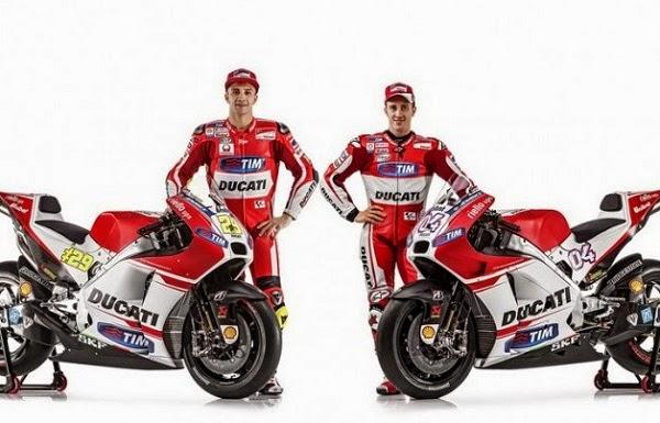 Ducati Desmosedici GP15 otomotif info