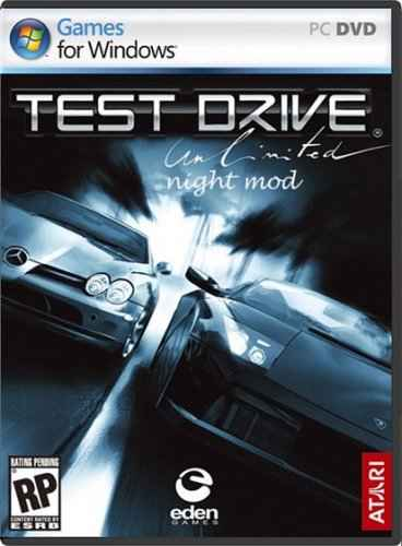 games Download   Test Drive Unlimited Night Mod PC