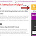 Cara Membuat Widget Social Media Gaya Metro UI di Blog