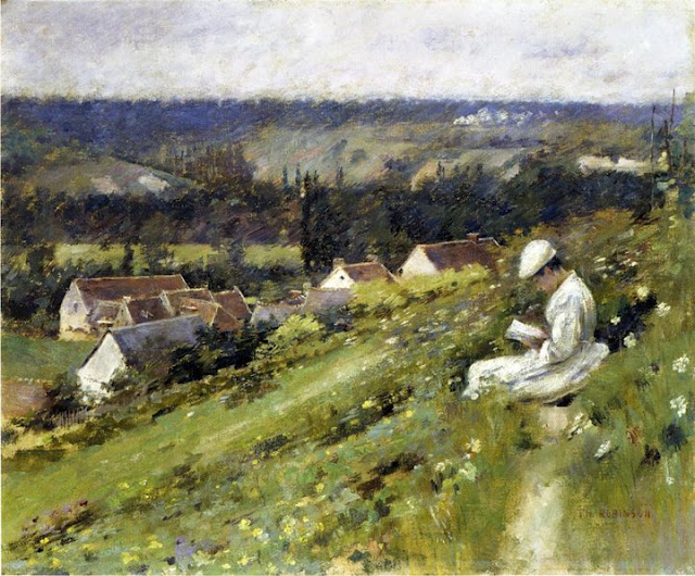 maher art gallery theodore robinson 1852 1896 american