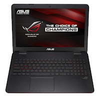 Laptop Gaming ASUS ROG GL551JW-DS74