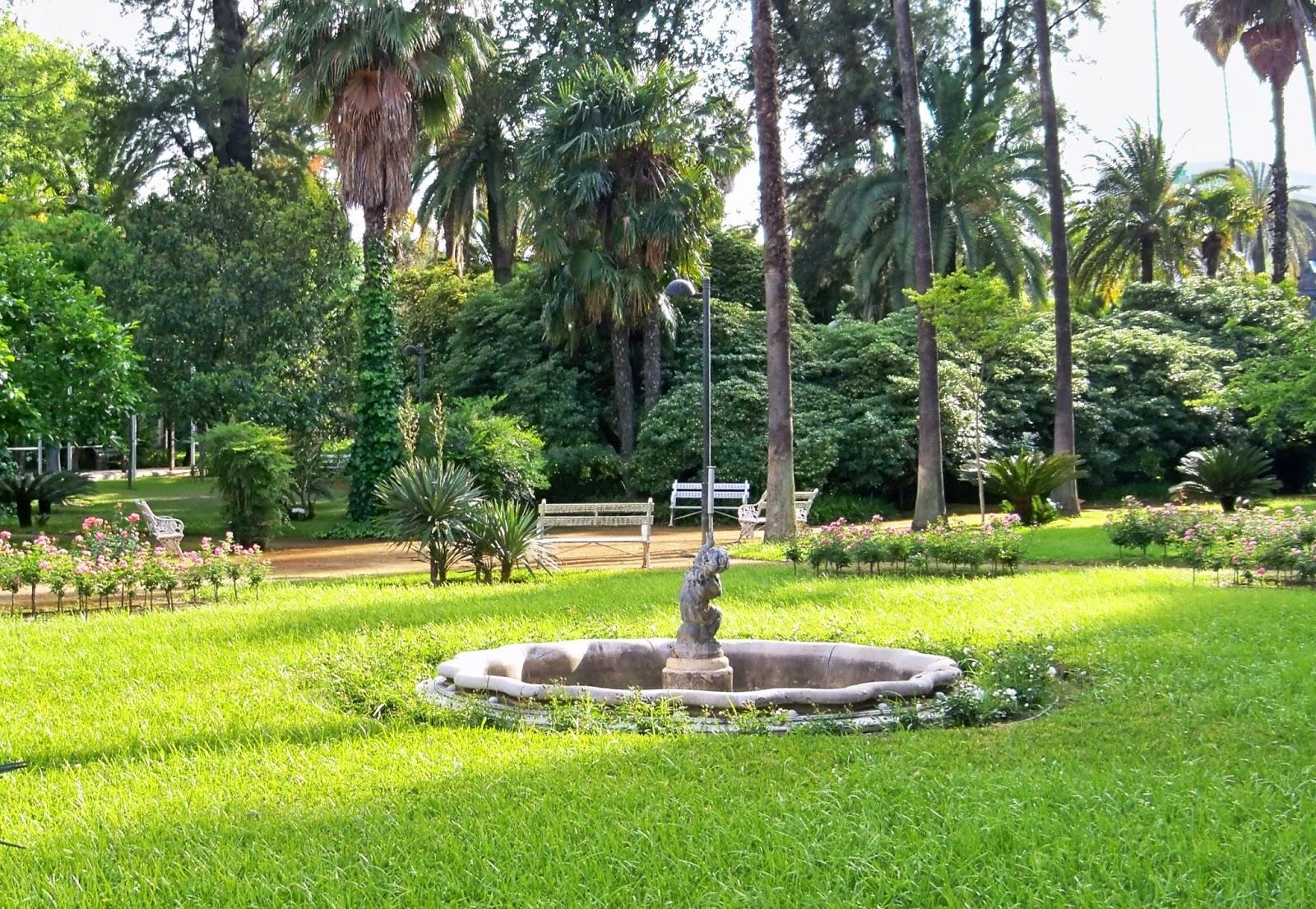Gel n noticias la plataforma ciudadana por los parques for Jardines romanticos