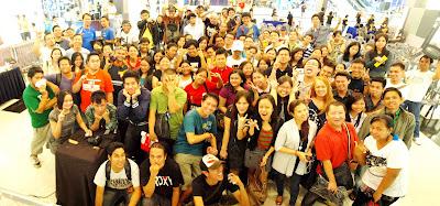 Manila: 2nd Blogger Fiesta 2011 at Cyberzone SM North EDSA 2