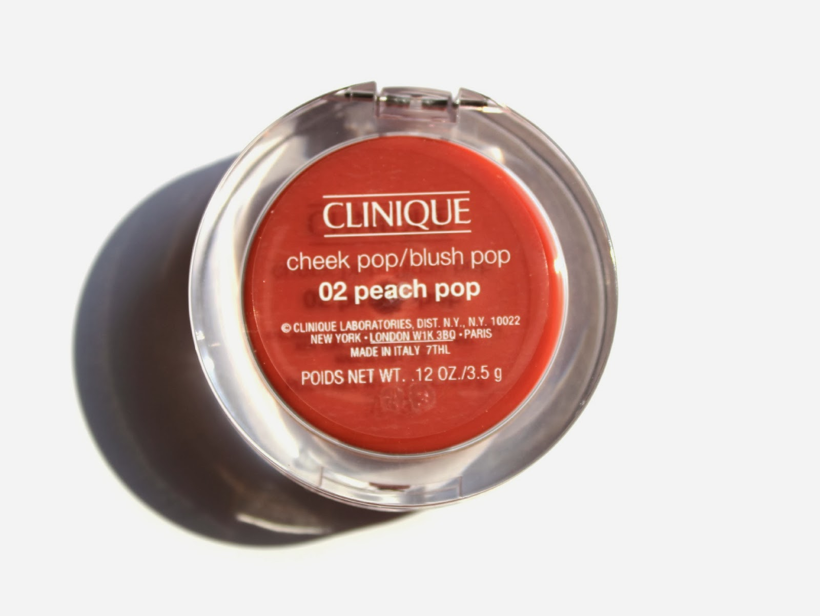 Clinique Peach Pop Blush Review, Photos, Swatches