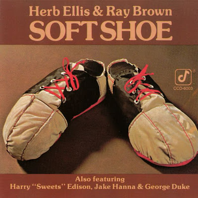 Herb Ellis & Ray Brown - Soft Shoe 1974 (USA, Jazz, Post Bop, Swing)