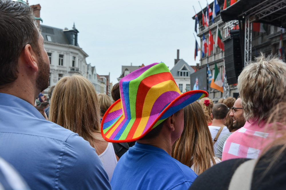 Antwerp pride