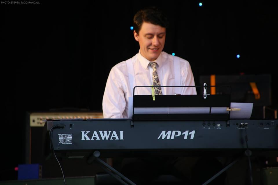 James Beckwith - Piano