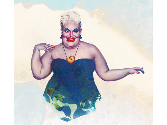 Ursula - La Sirenita