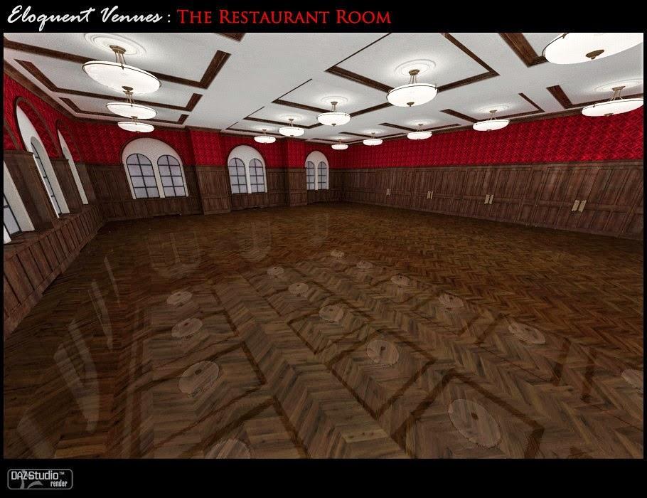 Eloquent Salles restaurant