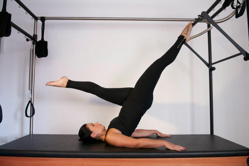 Muito PILATES: CONTROLE & MOVIMENTO: Equipamentos Pilates KE09