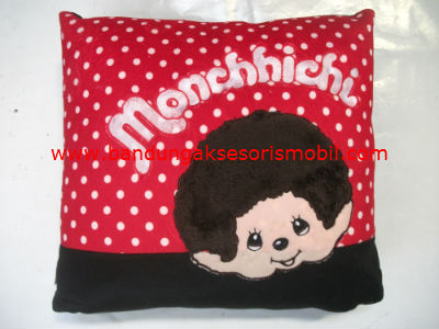 Bantal Peluk Monchhichi Luxury