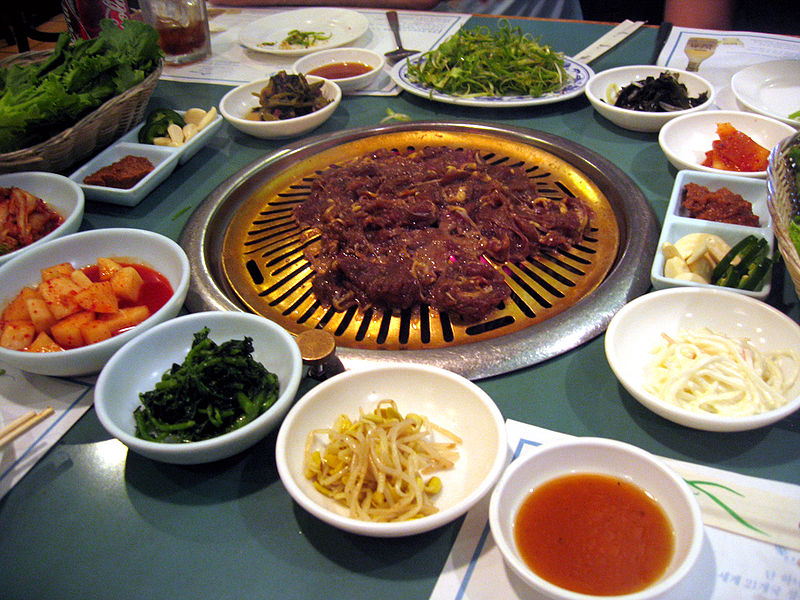 Waygook travels korean cuisine for Cuisine coreenne