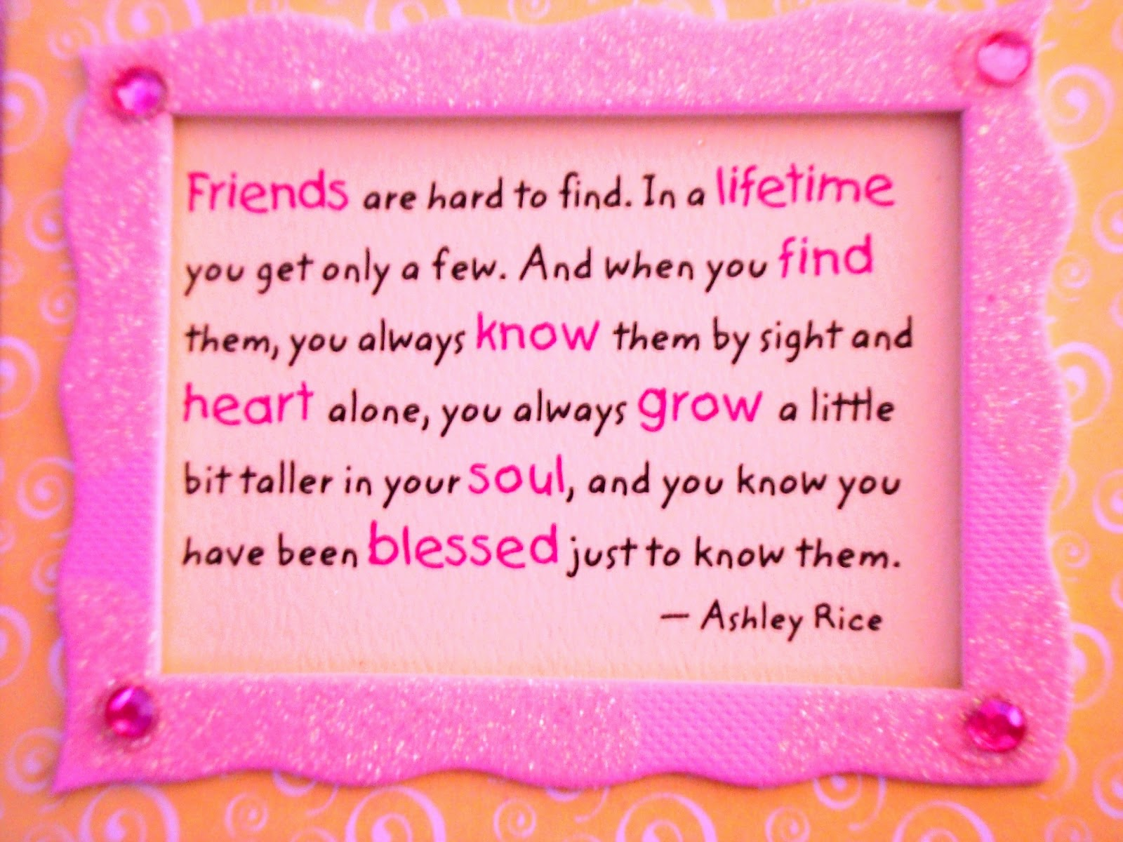 Outstanding friendship quotes
