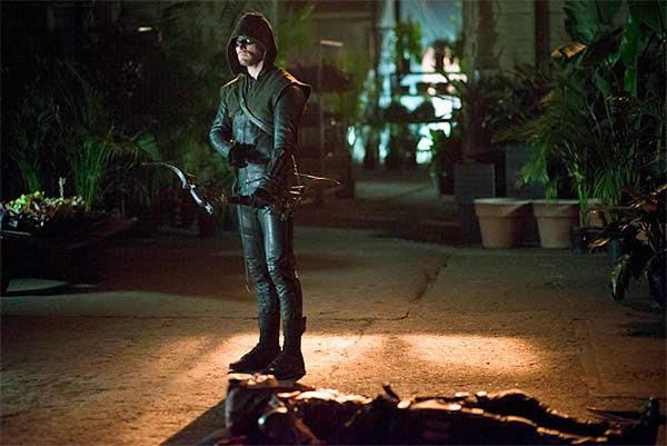 Crítica de Arrow 3x07 - Draw Back Your Bow
