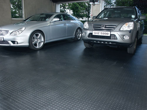 x van floors shed itm workshop matting is image rubber loading s roll flooring garage black slip anti