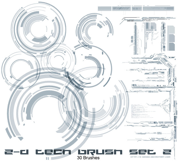 infusio 10 awesome tech brushes