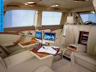 Mercedes s500 interior - صور مرسيدس s500 من الداخل