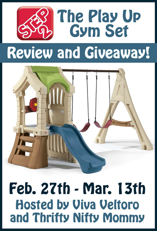http://notquitecrunchymommy.blogspot.com/2015/02/step-2-play-up-gym-set-giveaway.html