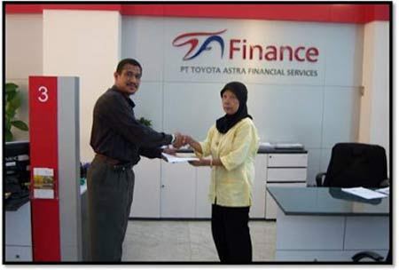 Nomor Call Center Customer Service TA Finance