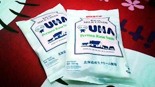 Rich Milk Candy UHA