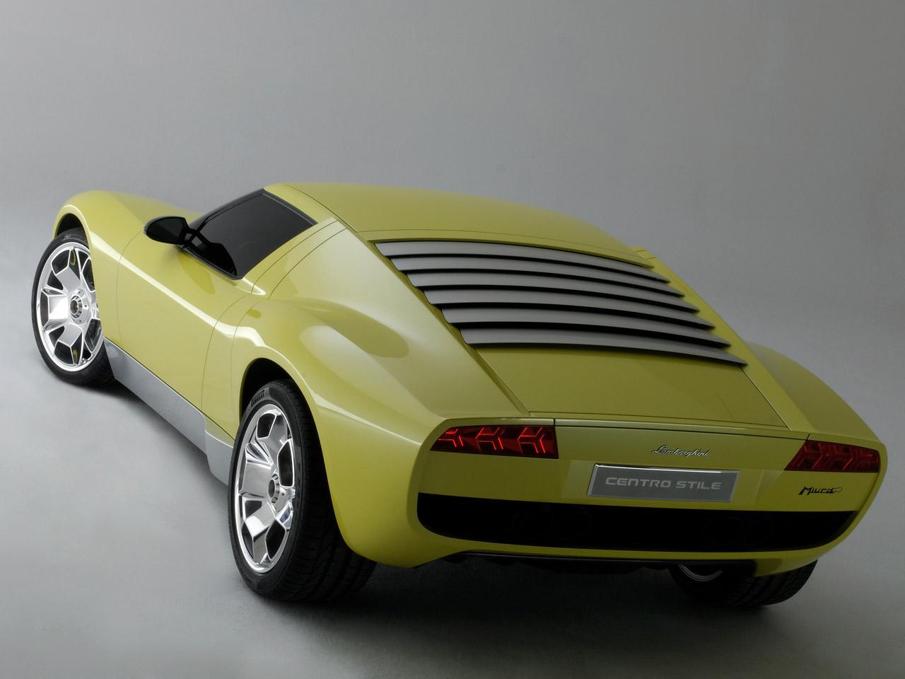 Lamborghini Miura Cool Car Wallpapers